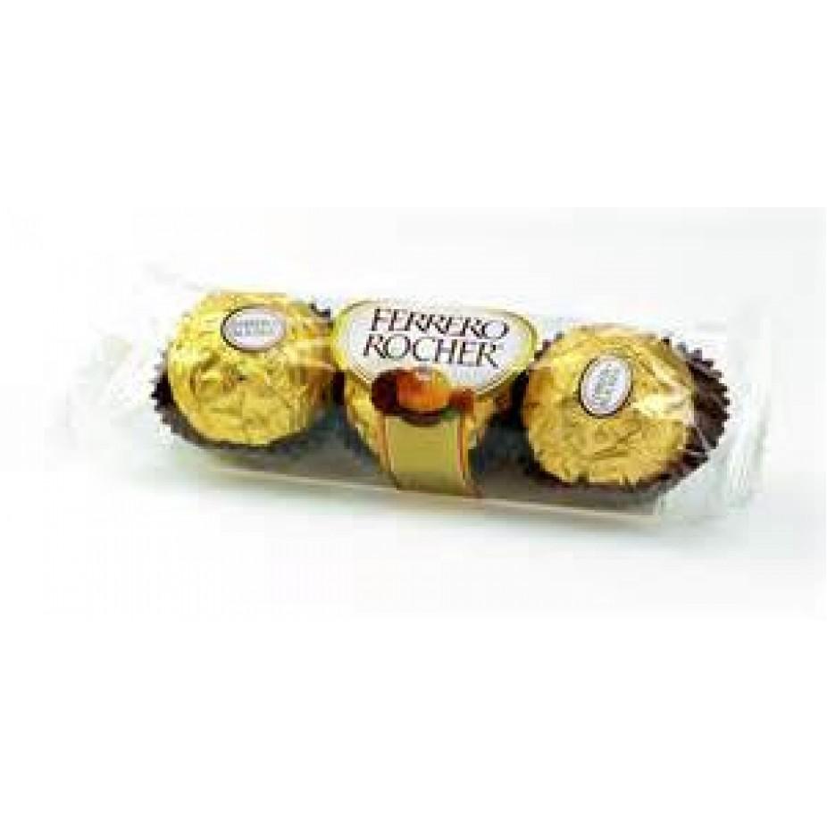 how to make ferrero rocher chocolate
